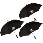 Umbrella Promotional Items - Promotional Umbrella With Flashlight