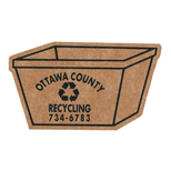 19162 - Corrugated Recycling Bin