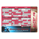 Custom Sports Schedule Magnets - Imprinted Sports Schedule Magnets