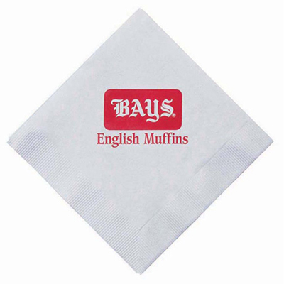 3-Ply White 1/4 Fold Dinner Napkin
