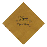 Custom Beverage Napkins for Wedding - Promo Beverage Napkins For Wedding