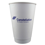 Personalized Insulated Paper Cups - Custom Printed Insulated Paper Cups