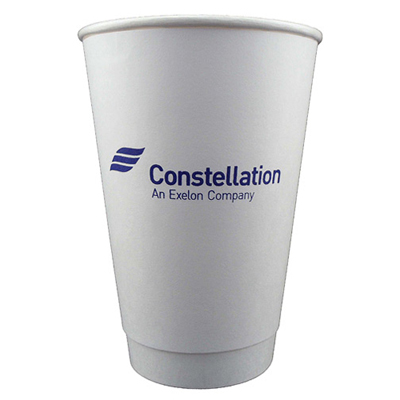 16 oz. Insulated Paper Cup