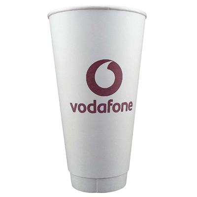 24 oz. Insulated Paper Cup
