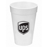 Promotional Foam Cups - Logo Foam Cups
