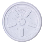 Custom Foam Cup Lids - Promotional Foam Cup Lids