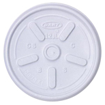 Foam Cup Lids With Logo - Imprinted Foam Cup Lids
