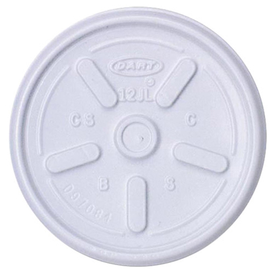 16 oz. Foam Cup Tear Tab Lid