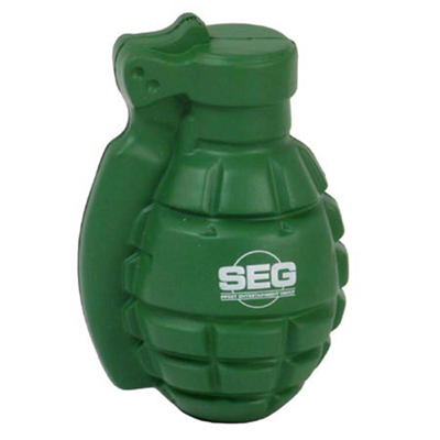 Grenade Stress Reliever