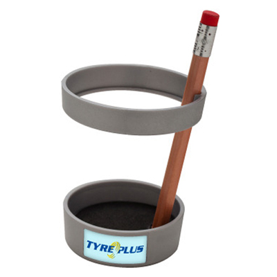 Two Ring Pencil Holder