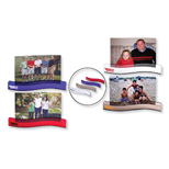 Customized Photo Stand - Promotional Photo Stand