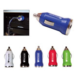 Promotional Usb Car Charger - Usb Car Adapter