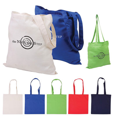 basic cotton tote