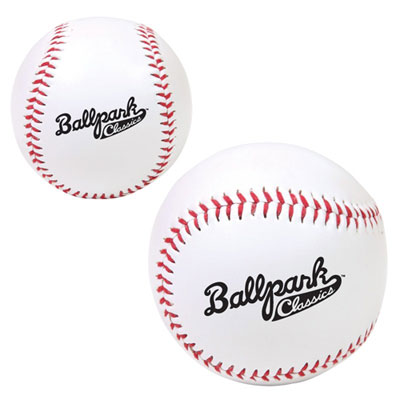 synthetic promotional baseball