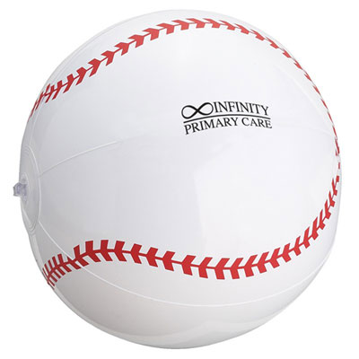 beach ball baseball - 8 1/2