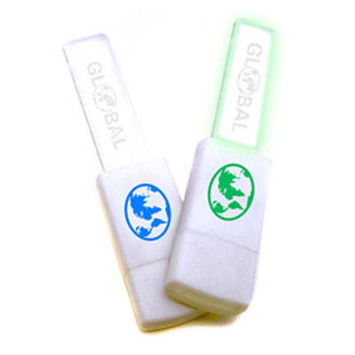 1GB LED Glow USB Drive