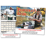 19390 - Fisherman's Guide Wall Calendar