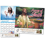 19409 - Journey of Faith Universal Wall Calendar