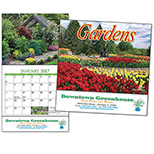 Personalized Gardens Mini Wall Calendar