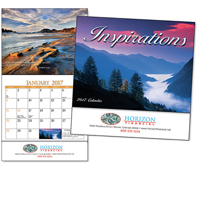 Inspirations Mini Wall Calendar