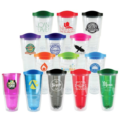 24 oz. Orbit Tumbler with Lid