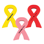 Bulk ribbon shaped stress reliever - Ribbon Shaped Stress Reliever