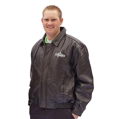 Eagle Ridge Bomber Jacket