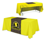 Custom Table Runner - Table Runner - Top, Front