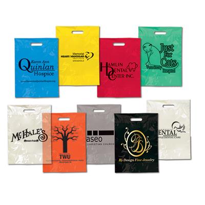Take Home Plastic Bags - 11
