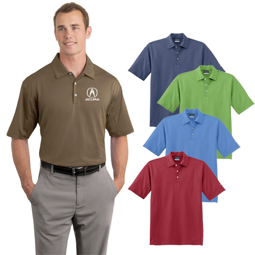 Personalized Nike Sphere Dry Diamond Polo shirts