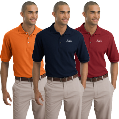 Nike Golf Pique Knit Polo