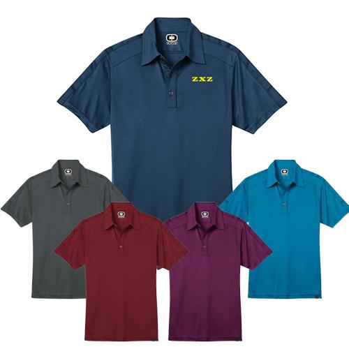 ogio® hybrid polo shirt
