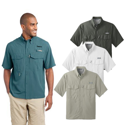 eddie bauer fishing shirt