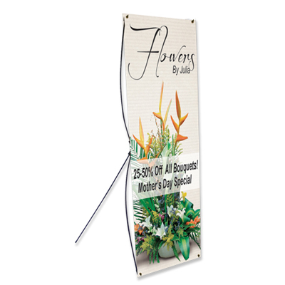Banner Stands 24 x 70