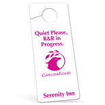 Customized Door Hangers - Door Hangers - .010 point