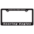 Promotional License Plate Frames - License Plate Frame A