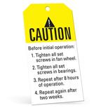 Custom Tear Resistant Tags - Tear Resistant Tags