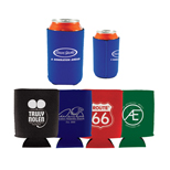 Custom Neoprene Bottle - Neoprene Can Cooler - one sided imprint