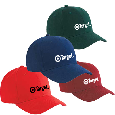 Brushed Pro Style Caps