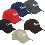 Wholesale Twill Caps - Ultra Soft Superior Brushed Cotton Twill  Cap