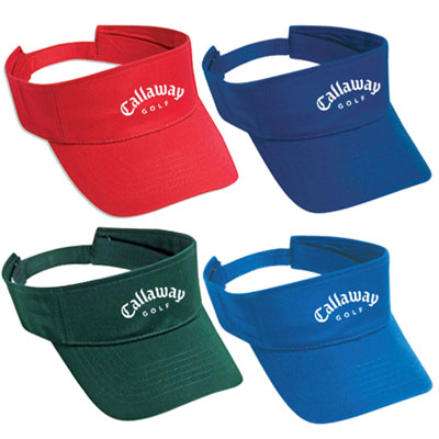 Cotton Twill Sun Visor