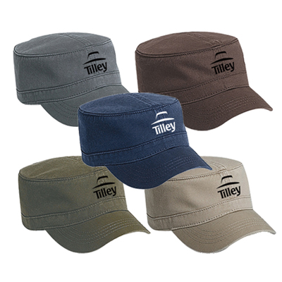 military style caps