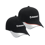 Custom Promo Visor Cap - Superior Brushed Cotton Twill with Diamond Plate Visor Cap