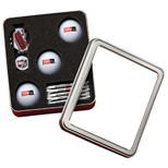Promotional Wilson Golf Set - Wilson 3 Ball Tin