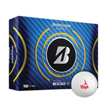 Logo bridgestone golf balls - Bridgestone Golf Balls B330S - In House