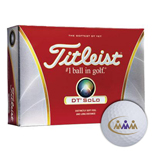 19910 - Titleist DT Solo Golf Balls - Factory Direct
