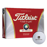 19911 - Titleist DT Solo Golf Balls- In House
