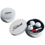 19962 - Titleist ProV Custom 3 Ball Tin - Factory Direct