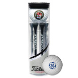 Custom Titleist Velocity Tee Pack