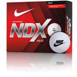 Customized Nike NDX Heat Golf Balls